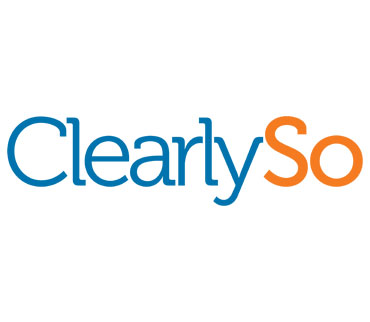 Clearly-so-logo